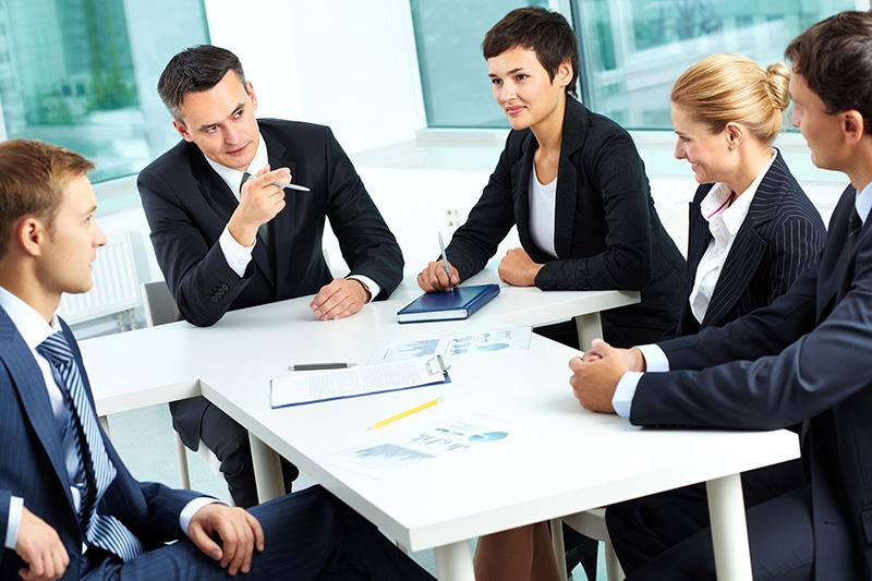 No setor de serviços, é necessário trabalhar muito a equipe